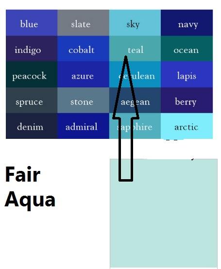 Fair Aqua