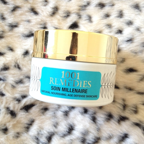 1001 remedies moisturisers